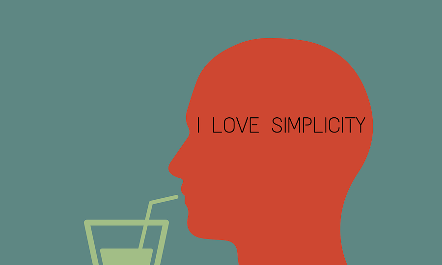 I Love Simplicity